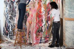 LIVE  ART! BEHIND THE SCENES – XXXX MAGAZINE ISSUE 2