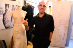 GUSTAVO LINS INTERVIEW - PARIS S/S 2010 PRESENTATIONS