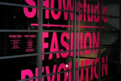 SHOWstudio FASHION REVOLUTION EXHIBIT