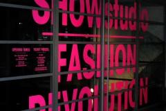 SHOWstudio FASHION REVOLUTION EXHIBIT