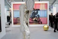 THE FRIEZE ART FAIR LONDON 2009
