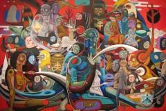"""STREET SMART"" EXHIBIT OPENING AT AFFIRMATION ARTS - NEW YORK"