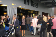 ART BASEL JUNE 2010 WITH GARY KRIMERSHMOYS