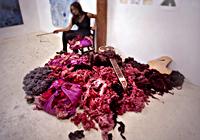 A ROOM OF HER OWN: ARTIST DAPHANE PARK