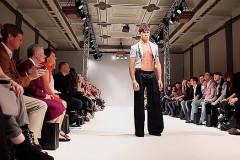 ELLIOT J. FRIEZE - LONDON S/S 2011 FASHION SHOW