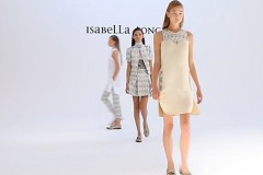 ISABELLA TONCHI - NEW YORK S/S 2011 FASHION SHOW