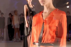 MANDY COON - NEW YORK S/S 2011 FASHION SHOW