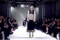 FASHION SHENZHEN: GROUND SHOW & HAIPING XIE - LONDON S/S 2011