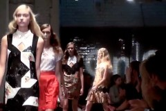 SPIJKERS en SPIJKERS - LONDON S/S 2011 FASHION SHOW