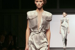 BERNARD CHANDRAN - LONDON S/S 2011 FASHION SHOW