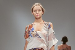 CHARLOTTA GHERZI FOR SADO - LONDON S/S 2011 FASHION SHOW