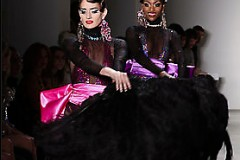 THE BLONDS - NEW YORK S/S 2011 FASHION SHOW