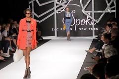 Z SPOKE BY ZAC POSEN - NEW YORK S/S 2011 FASHION SHOW
