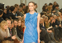 AMAYA ARZUAGA - PARIS F/W 2011 FASHION SHOW & BACKSTAGE