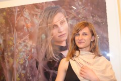 YIGAL OZERI GARDEN OF THE GODS EXHIBIT OPENING, NEW YORK