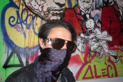 ALEC MONOPOLY OPENS HIS FIRST LONDON EXHIBIT AT GRAFFIK GALLERY IN NOTTING HILL