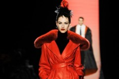 JEAN PAUL GAULTHIER HAUTE COUTURE - PARIS F/W 2011 FASHION SHOW