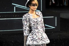CHANEL HAUTE COUTURE - PARIS F/W 2011 FASHION SHOW