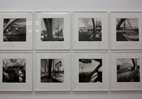 TIMOTHY TAYLOR GALLERY PRESENTS LEE FRIEDLANDER: AMERICA BY CAR AND THE NEW CARS 1964-  LONDON