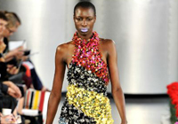 MARY KATRANTZOU - LONDON S/S 2012 FASHION SHOW