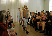 ANTIPODIUM - LONDON S/S 2012 FASHION SHOW