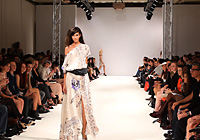 CARLOTTA GHERZI FOR SADO - LONDON S/S 2012 FASHION SHOW