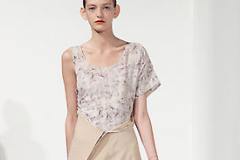 CRISTINA SABAIDUC - LONDON S/S 2012 FASHION SHOW
