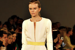 DAVID KOMA - LONDON S/S 2012 FASHION SHOW