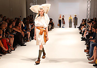 SWEDISH SCHOOL OF TEXTILES - LONDON S/S 2012 FASHION SHOW