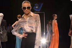 BIBHU MOHAPATRA - NEW YORK S/S 2012 FASHION SHOW