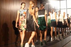 JULIAN LOUIE - NEW YORK S/S 2012 FASHION SHOW