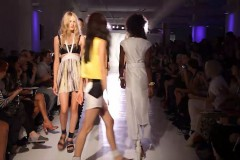 MANDY COON - NEW YORK S/S 2012 FASHION SHOW