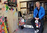 ARTIST KRISTIAN VON HORNSLETH INTERVIEWED BY XXXX MAGAZINE