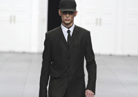 DIOR HOMME - PARIS F/W 2012 FASHION SHOW