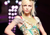 JEAN PAUL GAULTIER HAUTE COUTURE - PARIS S/S 2012 FASHION SHOW
