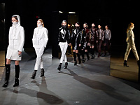 ALEXANDER WANG - NEW YORK F/W 2012 FASHION SHOW