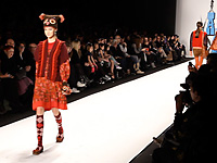 ANNA SUI - NEW YORK F/W 2012 FASHION SHOW