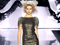 BADGLEY MISCHKA - NEW YORK F/W 2012 FASHION SHOW