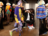 JEREMY SCOTT - NEW YORK F/W 2012 FASHION SHOW