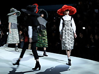 MARC JACOBS - NEW YORK F/W 2012 FASHION SHOW