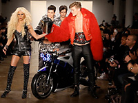 THE BLONDS - NEW YORK F/W 2012 FASHION SHOW